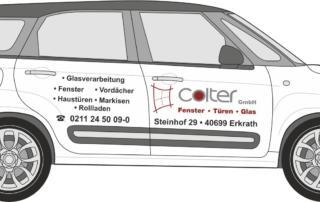 Kundenfahrzeug