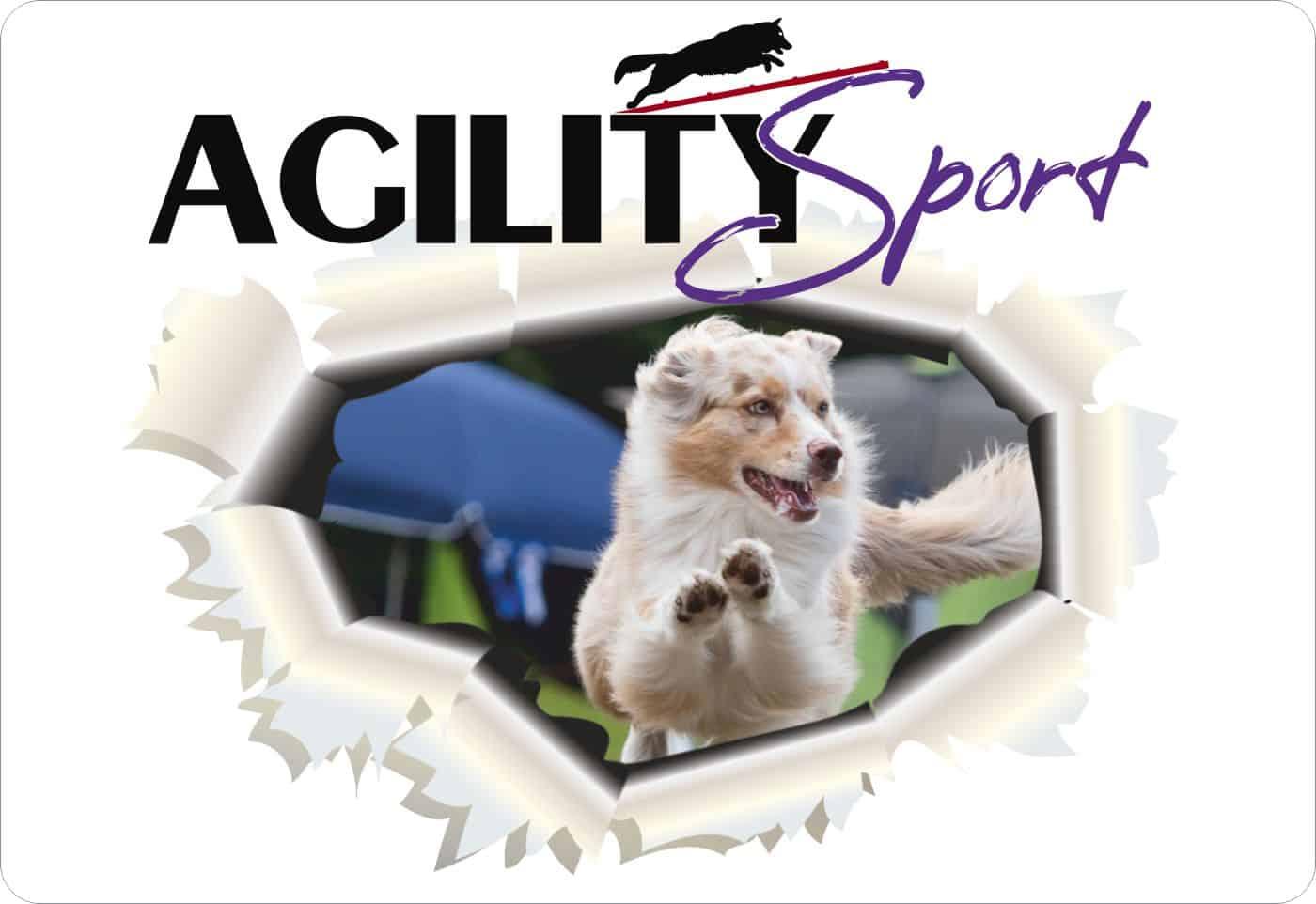 AgilitySport: WoMo-Aufkleber