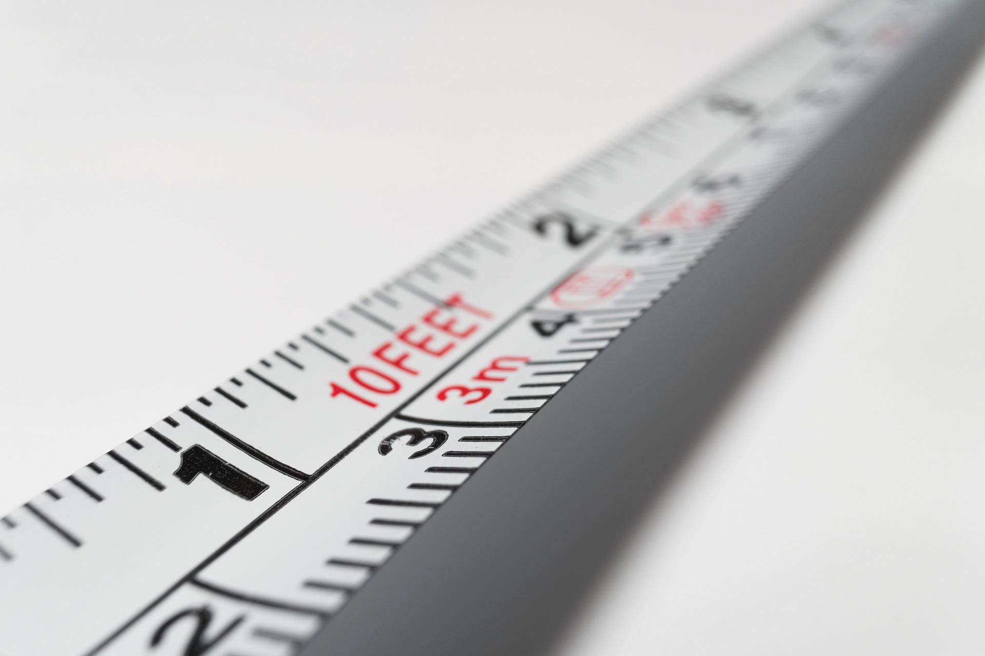 Millimetergenauer Zuschnitt