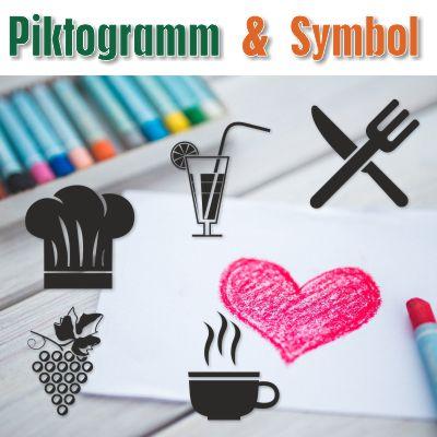 Piktogramme & Symbole