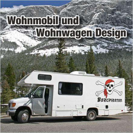 Wohnmobil und Wohnwagen