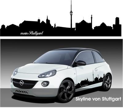 Skyline-Stuttgart