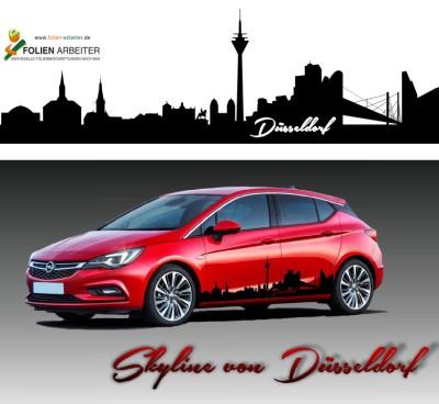 Skyline-Düsseldorf