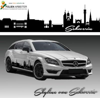 Skyline-Schwerin