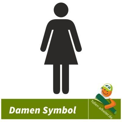 Damen Symbole Frau  DF100