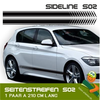 Sideline_02 Sportliches Design für dein Auto