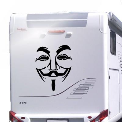 Anonymous unterwegs