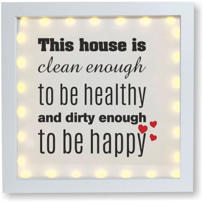 This House is clean