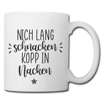 NichtLangSchnacken Kaffeebecher