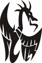 Drachen Tribal 137