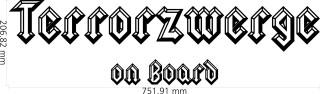 TerrorZwergeonBoard