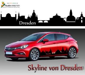 Skyline-Dresden