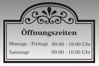 Öffnungszeiten Design-2