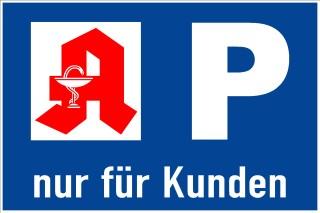 Privatparkplatz Apotheke 009