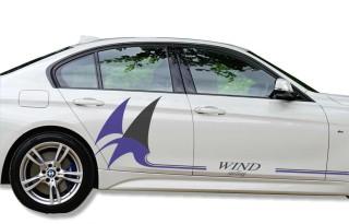 BMW SURF  Aufkleber DESIGN-010