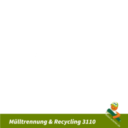 Mülltrennung & Recycling