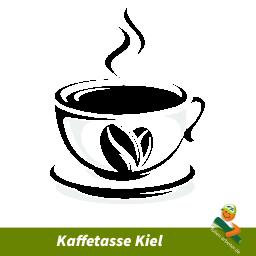 Kaffeetasse Kiel