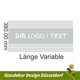 Glasdekor Design Düsseldorf