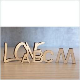 3D-Buchstaben 200 mm
